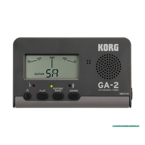 Tuner for Guitar - Bass Korg GA-2