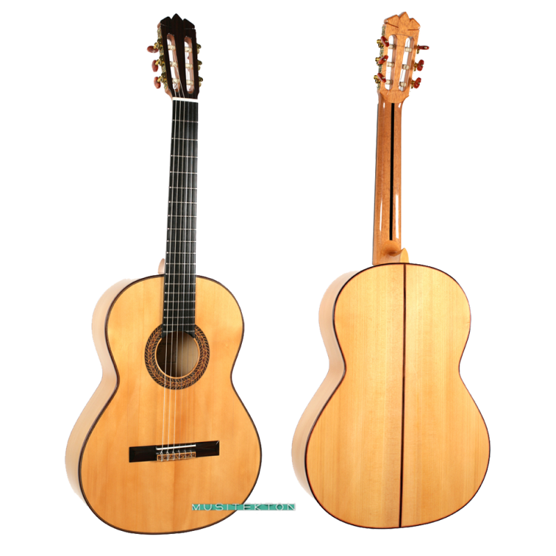 Guitarra F. Caldera Flamenco