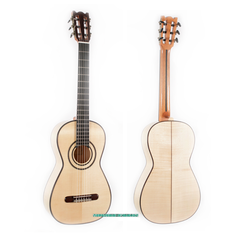 Guitar F. Caldera Romantica