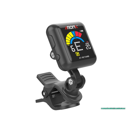 Digital clip tuner Aroma AT-102 rechargeable