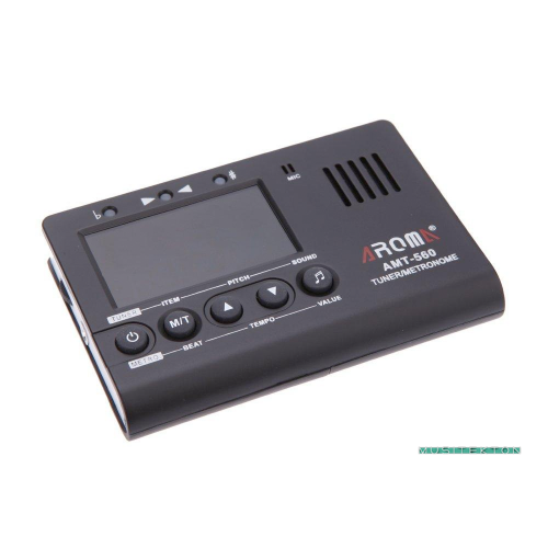Metronome Tuner Aroma AMT-560