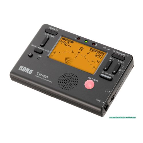 Metrònom Afinador Korg TM-60