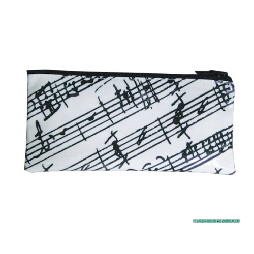 Pencil bag Mozart music