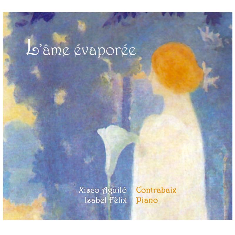 """CD """"L'âme évaporée"""""""