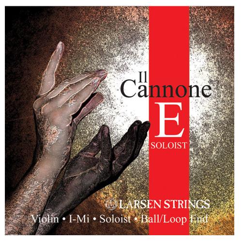 Violin String Larsen Il Cannone Soloist