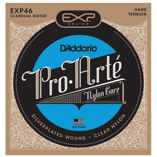 Guitar Strings D'Addario EXP