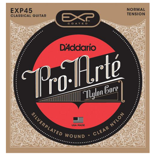 Guitar Strings D'Addario EXP