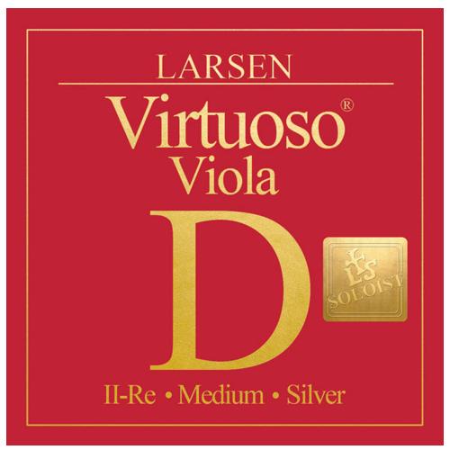 Cuerda Viola Larsen Virtuoso Soloist