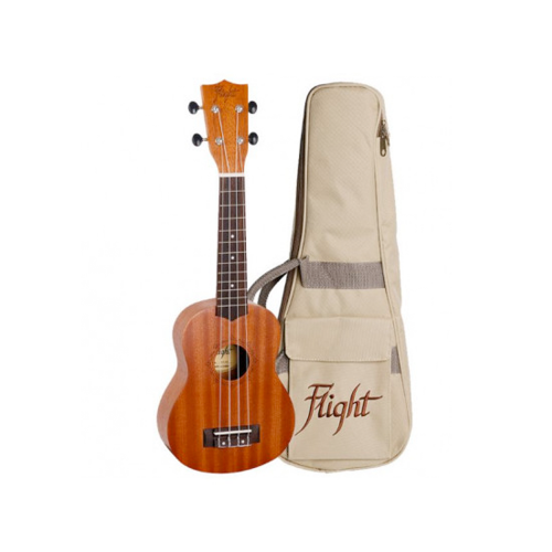 Ukulele soprano Flight NUS310 Sapelly