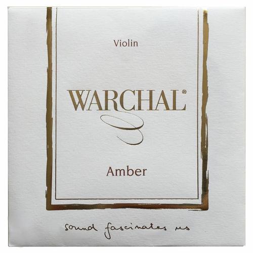 Cuerda Violín Warchal Amber