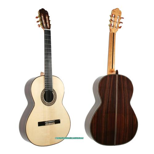 Guitarra F. Caldera Jade