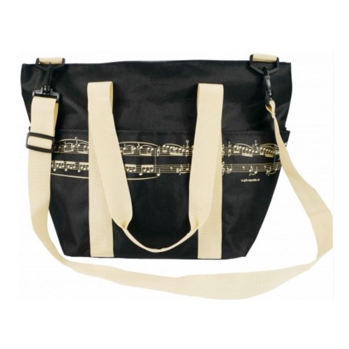 Bag black music sheet B-3034