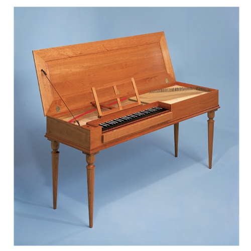 Unfrettet Clavichord Gerlach by The Paris Workshop