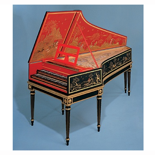 French double Harpsichord Hemsch by The Paris Workshop