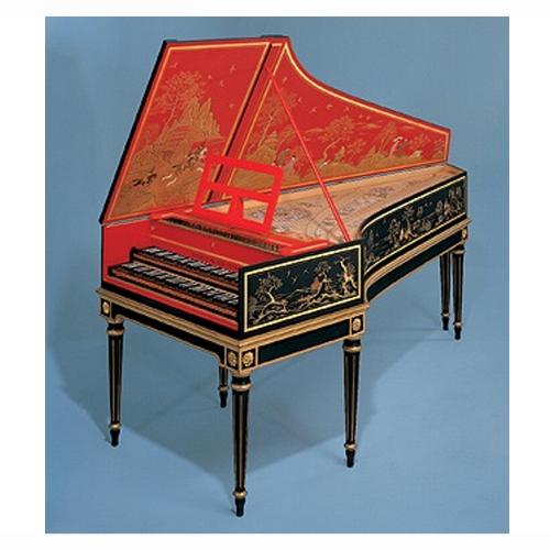 French double Harpsichord Hemsch by The Paris Workshop