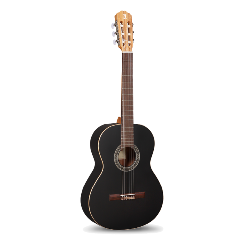 Guitarra Alhambra 1C Black Satin