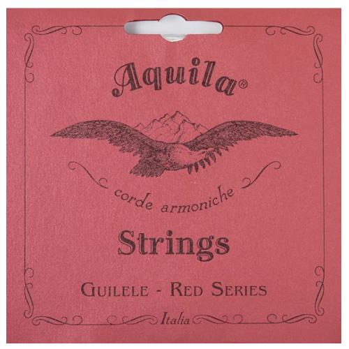 Cuerdas Guitalele Aquila Red Series 153C