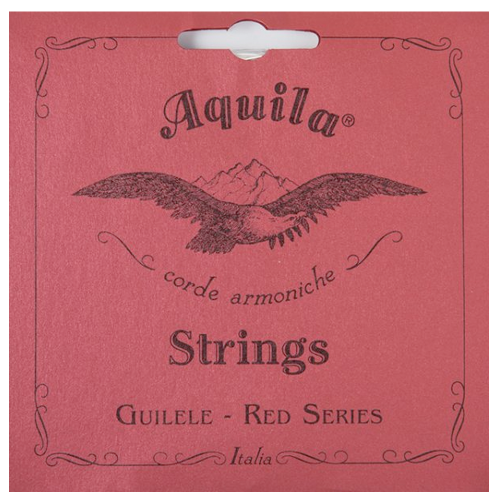 Cuerdas Guitalele Aquila Red Series 153C