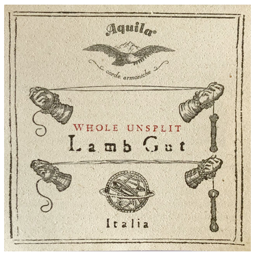 Baroque Viola String Aquila
