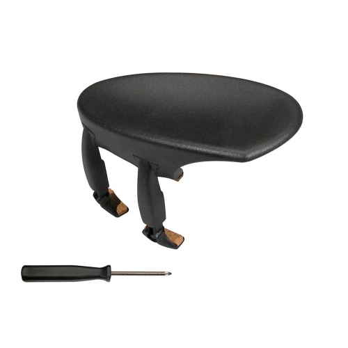 Chinrest Violin Wittner lateral