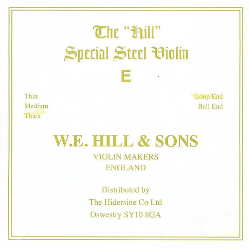 Violin String Hill