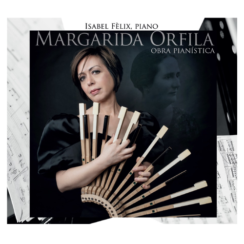 CD Margarida Orfila, obra pianística
