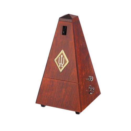 Metronome Wittner mahogany wood