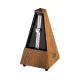 Metrónomo Wittner madera roble pardo