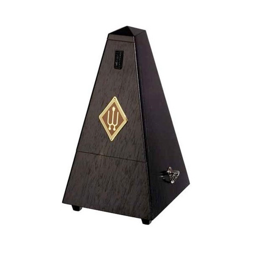 Metronome Wittner black oak wood