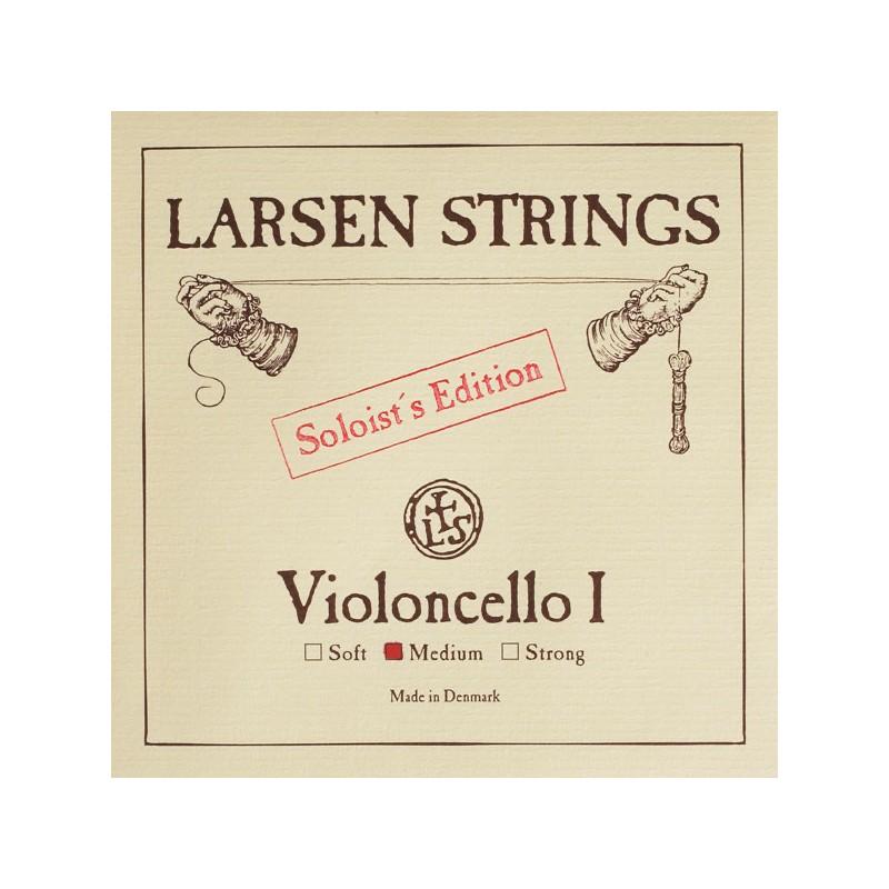 Cello String Larsen Soloist