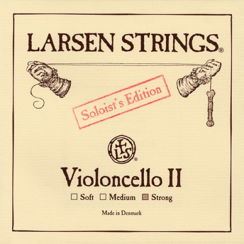 Cello String Larsen Soloist