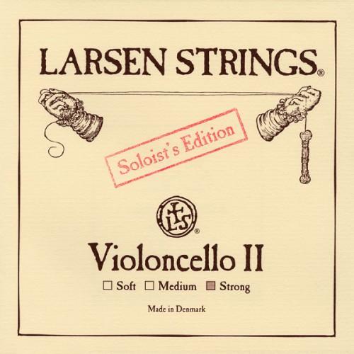Cuerda Cello Larsen Soloist