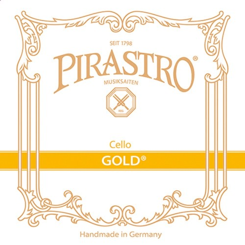 Cello String Pirastro Gold