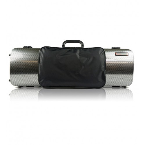 Violin Case Bam 2011XL Hightech oblong with pocket