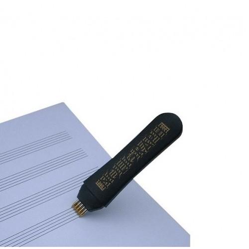 Pen Noligraph 5-line staff liner