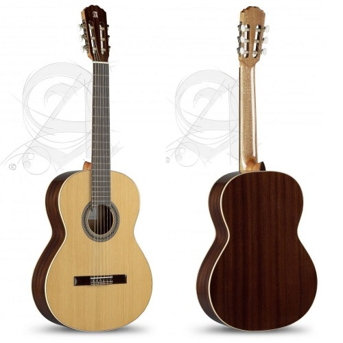 Guitarra Alhambra 2C