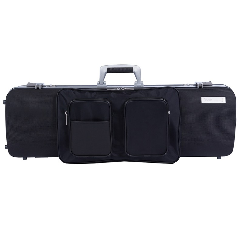 """Violin Case """"Panther"""" PANT2011XL Hightech oblong with pocket"""
