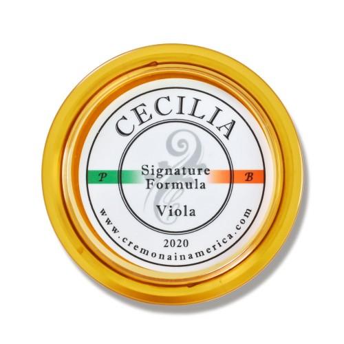 Rosin Cecilia Viola Signature Formula