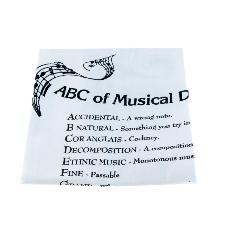 Tea Towel Definicions Musicals