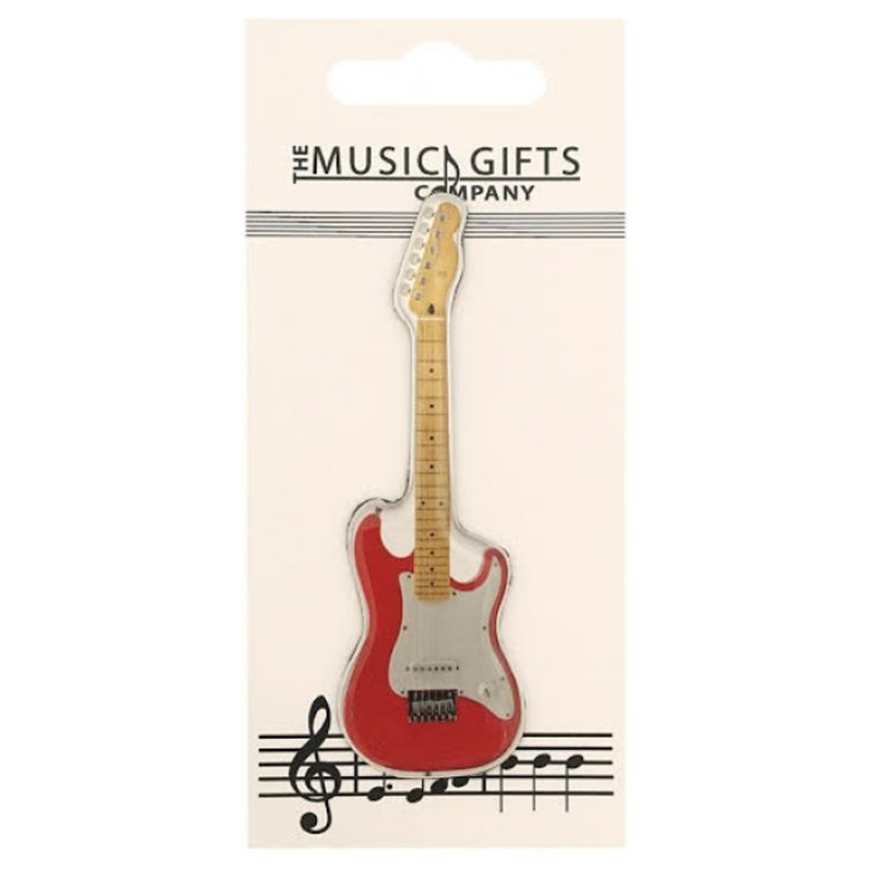 Imán Nevera Guitarra Eléctrica