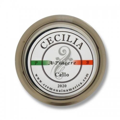 Resina Cecilia Cello A Piacere