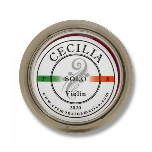 Resina Cecilia Violí Solo