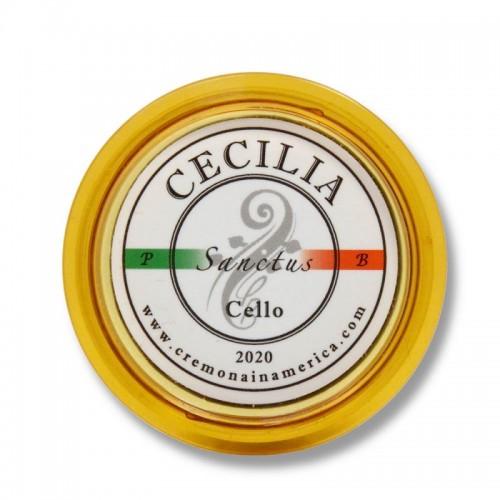 Resina Cecilia Cello Sanctus