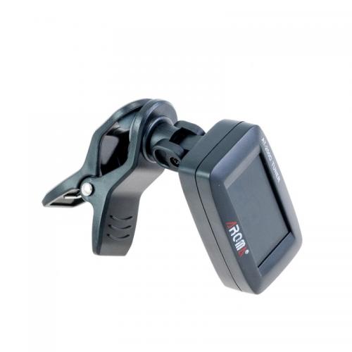 Afinador clip Aroma AT-200D
