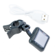 Afinador clip Aroma AT-102