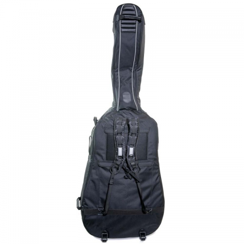 Double Bass Bag Rapsody ABRB with wheels