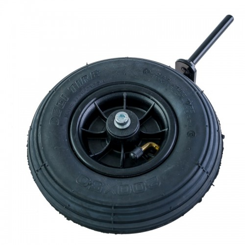 Wheel for Double Bass