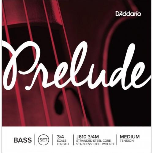 Cuerda Contrabajo D'Addario Prelude