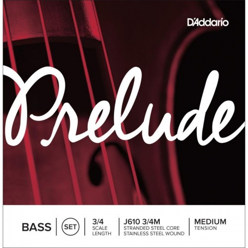 Double Bass String D'Addario Prelude