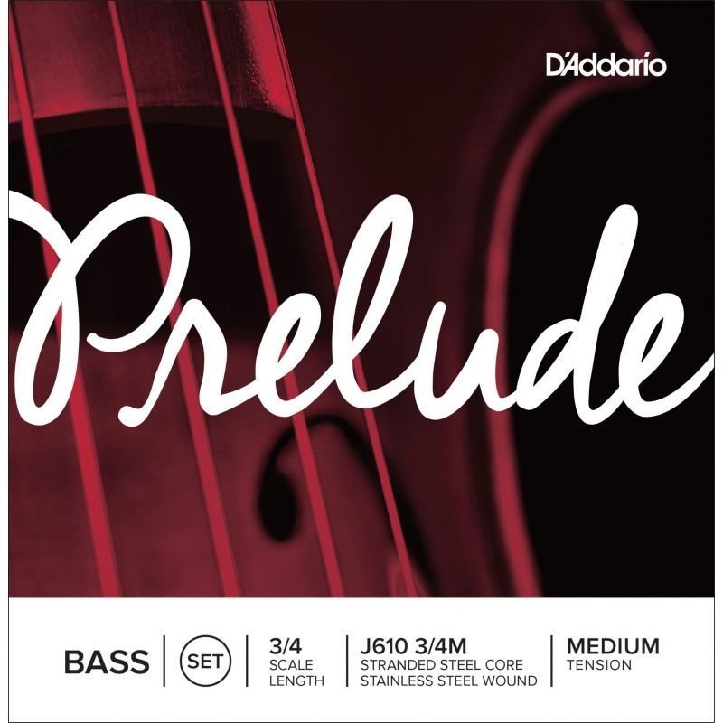 Double Bass String D'Addario Prelude